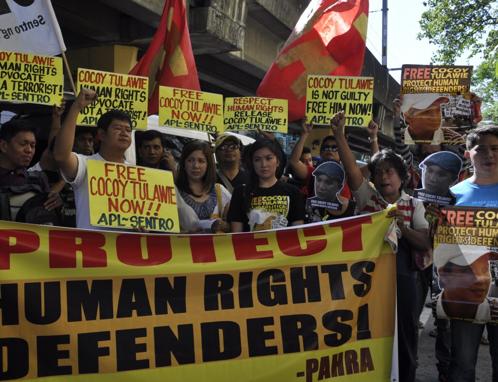 2013 Human Rights Situationer: Task Force Detainees of the Philippines