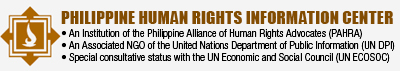 Philippine Human Rights Information Center