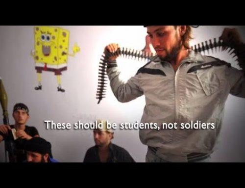 End Military Use of Schools in War Zones