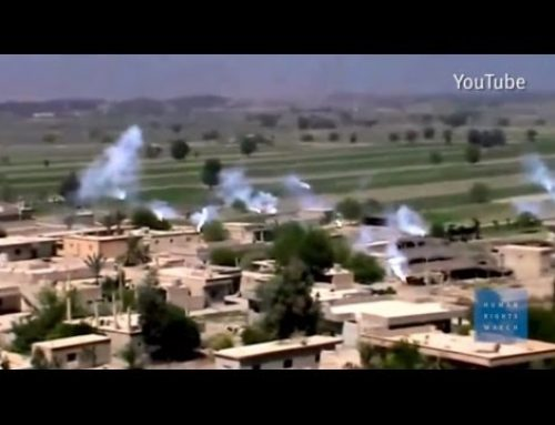Syria: Widespread Use of Incendiary Weapons