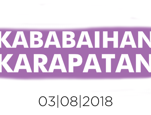 Statement of LILAK (Purple Action for Indigenous Women's Rights) on the 2018 Commemoration of International Women's Day