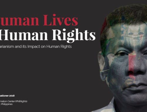 Of Human Rights and Human Lives: Duterte's Authoritarianism and its Impact on Human Rights
