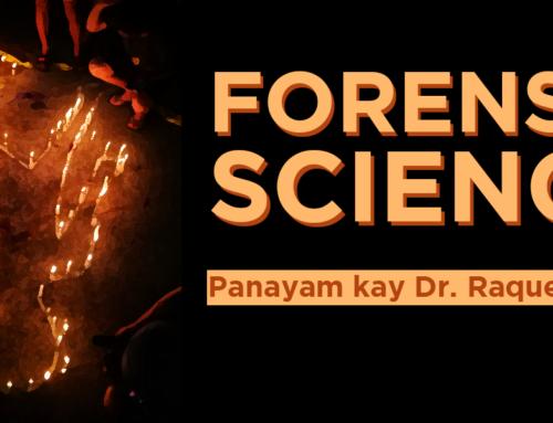 Panayam kay Dr. Fortun hinggil sa forensic science at EJKs