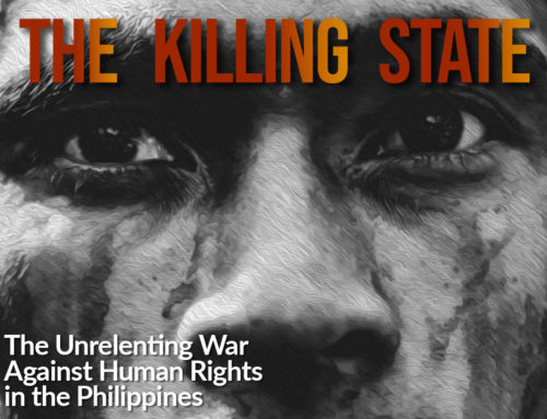 The Killing State: The Unrelenting War Against Human Rights