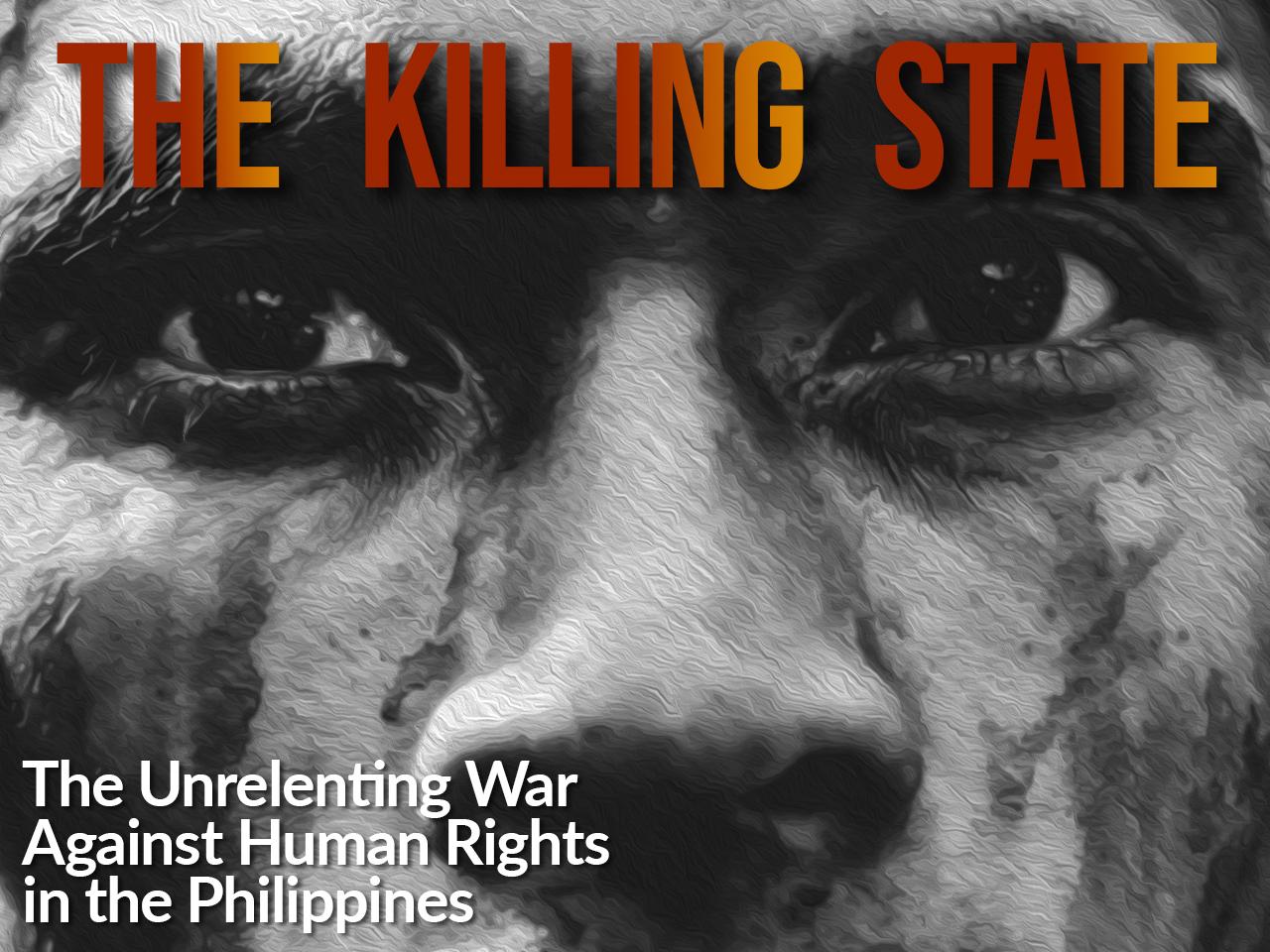 Ang Kapitbahay 2003 Tagalog Movie the killing state: the unrelenting war against human rights