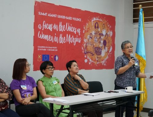 Women in the Margins Summit Kicks Off 18 Days of Activism Against VAW