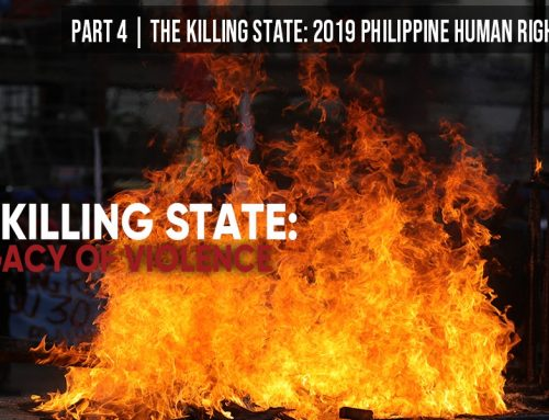 The Killing State: A Legacy of Violence